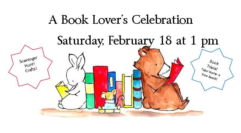 Book Lover's Celebration