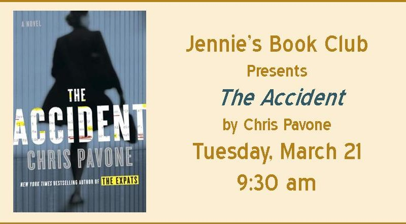 Jennie - The Accident