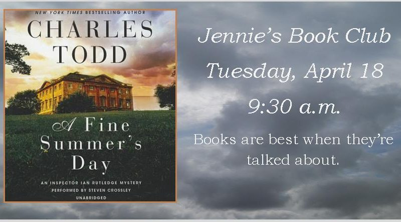 A Fine Summer's Day, Jennie's Book Club