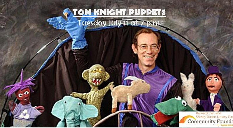 Tom Knight Puppets, Tremendous Tuesdays