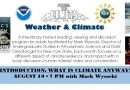 Pushing the Limits-Weather & Climate – Thursday, August 10 at 7 pm