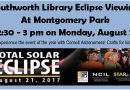 Eclipse Day – Monday, August 21