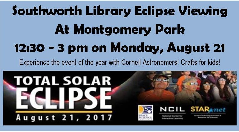 Eclipse Night, Cornell Astronomers