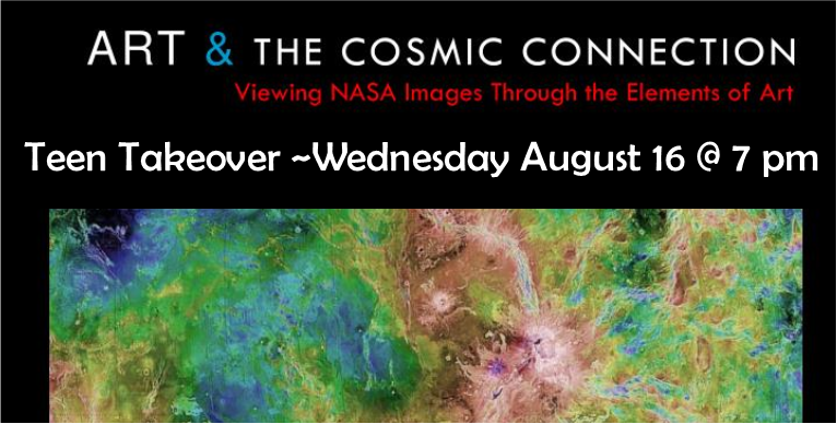 art and the cosmic connection