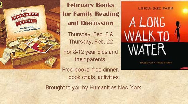 Family Reading and Discussion for February