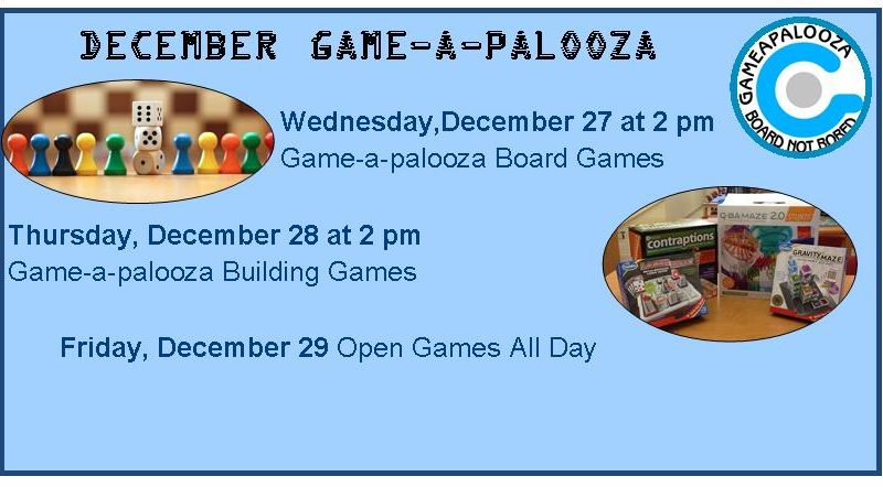Game-a-palooza