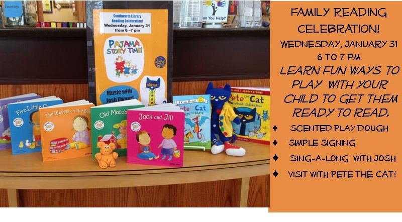 Family Reading Celebration January 31