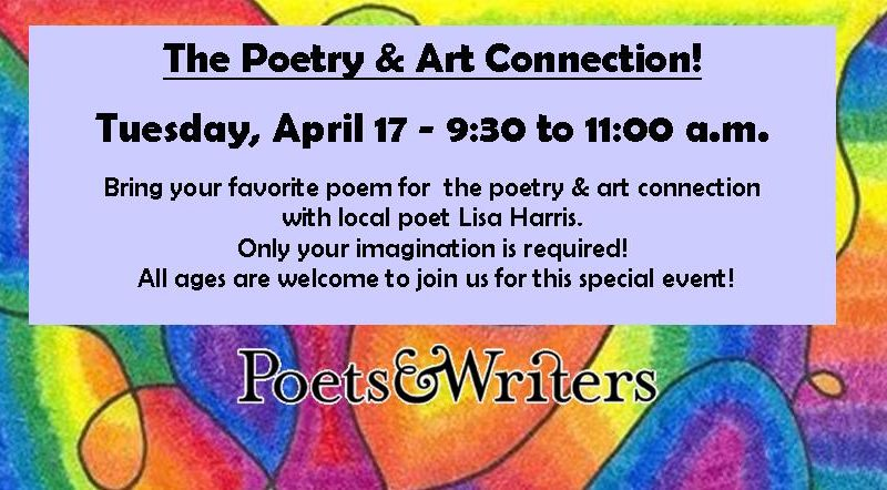 Poetry & Art Connection, Jennie's Book Club