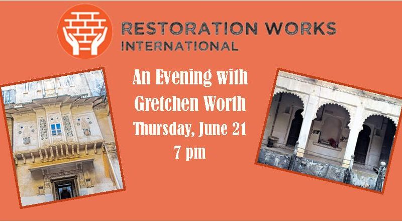 Restoration works International