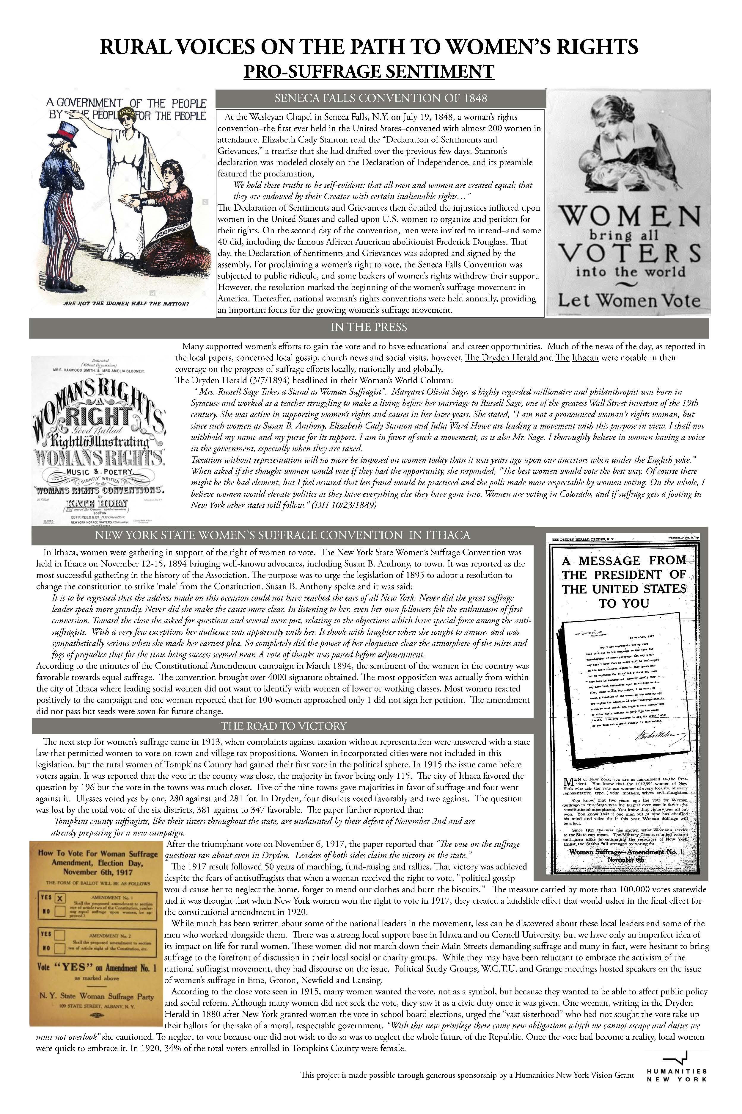 Pro Suffrage