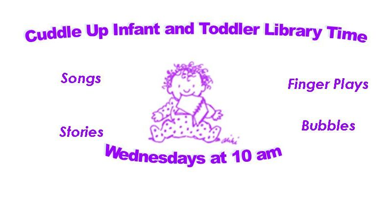 Cuddle Up Infant and Toddler Library Time