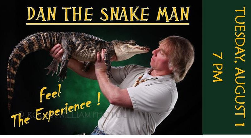 Dan the Snakeman