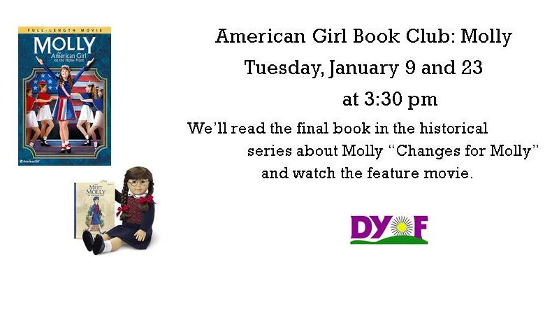 American Girl - Molly Movie