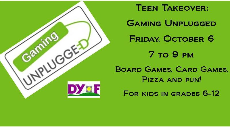 gaming unplugged
