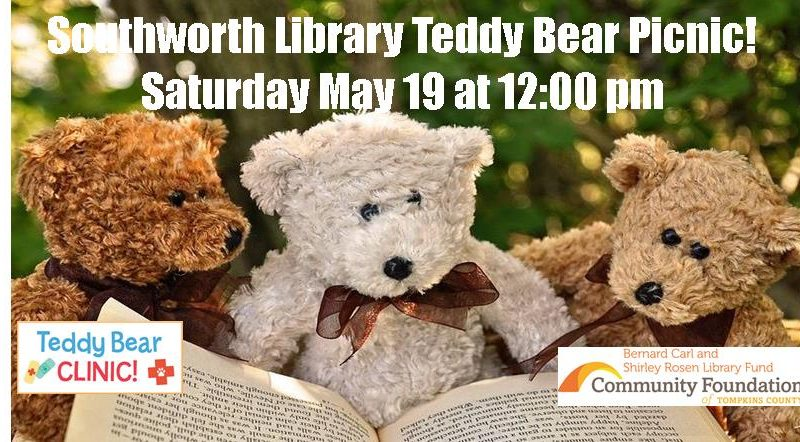Teddy Bear Picnic Family Storytime