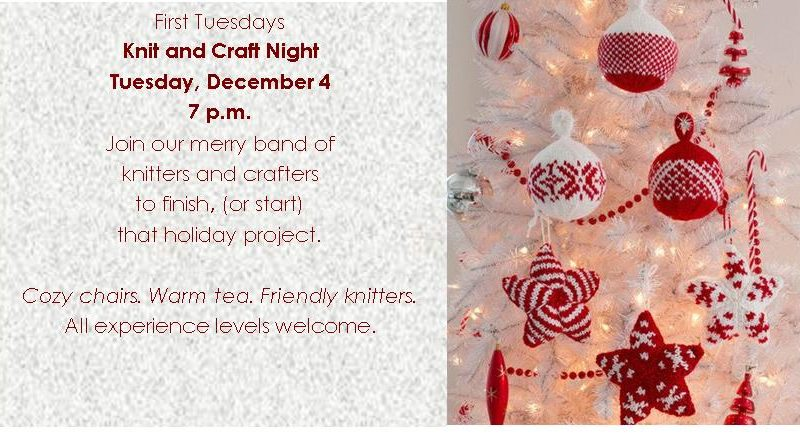 Knit Night December 4