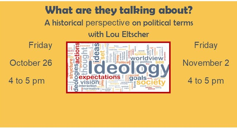 discussion political ideology