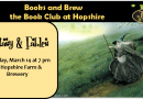 Book & Brew at Hopshire
