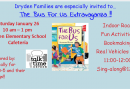 Bus for Us Extravaganza