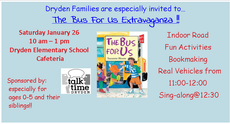 A Bus for Us Extravaganza
