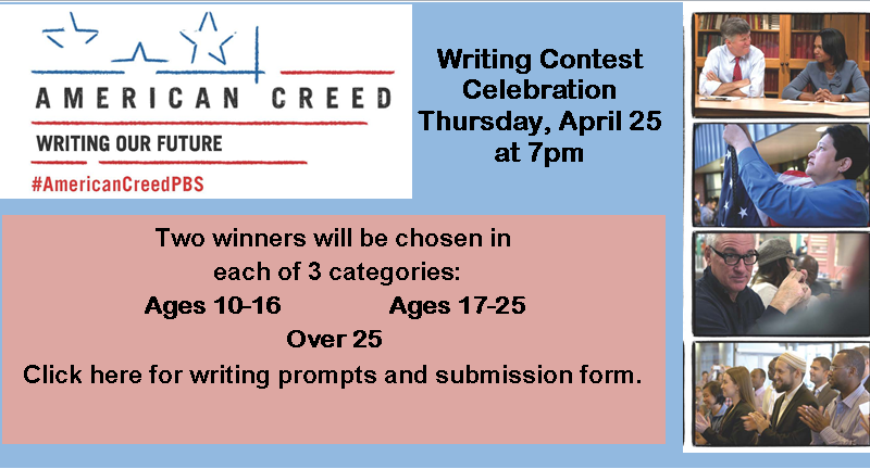 American Creed Writing Contest