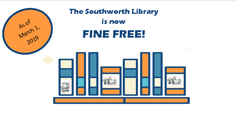 Southworth is now Fine Free