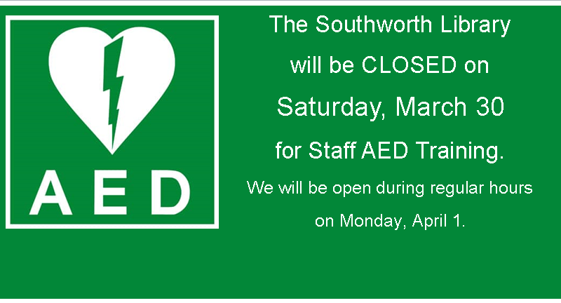 Closed March 30