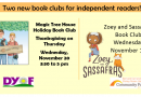Book Clubs for Young Readers