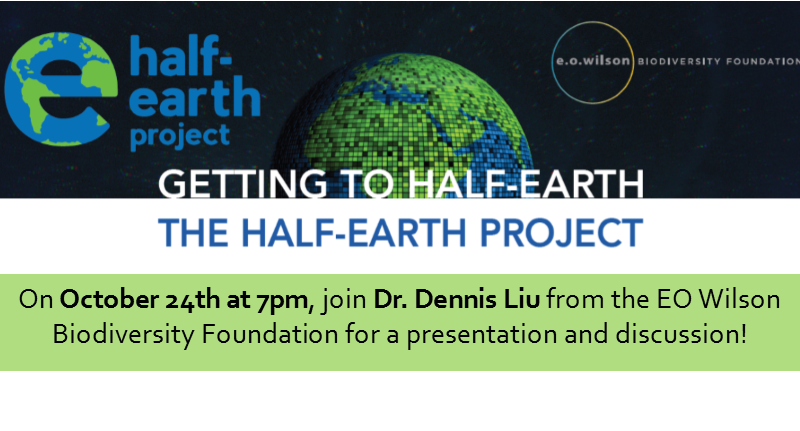 Getting to Half-Earth: A Discussion with Dr. Dennis Liu
