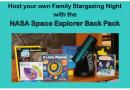 NASA Space Explorer Back Pack