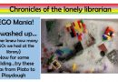 Chronicles of the Lonely Librarian — LEGO Mania