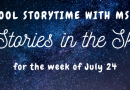 Preschool Storytime- the Stories in the Sky
