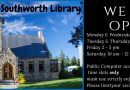 Southworth Library Open
