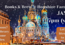 Books and Brew Book Club – January 14th at 7pm
