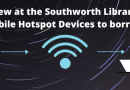 Mobile Hotspot Devices now available!