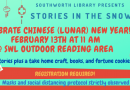 Stories in the Snow – February 13th at 11am