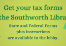 2020 Tax Forms Available