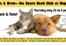 Books & Brew – July 22 at 6 pm- new time and date!