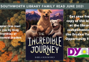 Family Read Aloud June 2021- The Incredible Journey