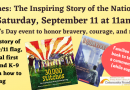 Patriot's Day Event at the Library- Sept 11 @ 11 am
